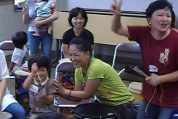 松尾志穂子 岐阜ドラムサークル主宰(2006年 第3回SF技能検定試験合格者)