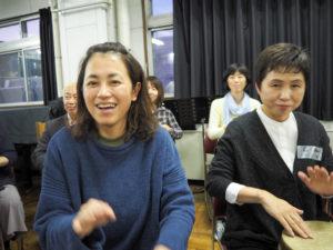 中島静代 第5回ドラムサークル for ウェルネスでの学びの実践